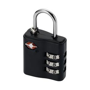 Werbemittel Koffer-Zubehör - Zahlenschloss für Koffer und Taschen