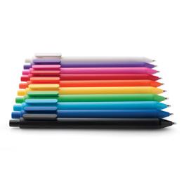 Kugelschreiber bedrucken lassen auf PRESIT. Zur Produktkategorie Kugelschreiber.